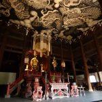 建仁寺は風神雷神図・双龍図が有名な禅寺