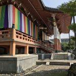 智積院は宝物館の長谷川等伯、そして紫陽花が見どころ