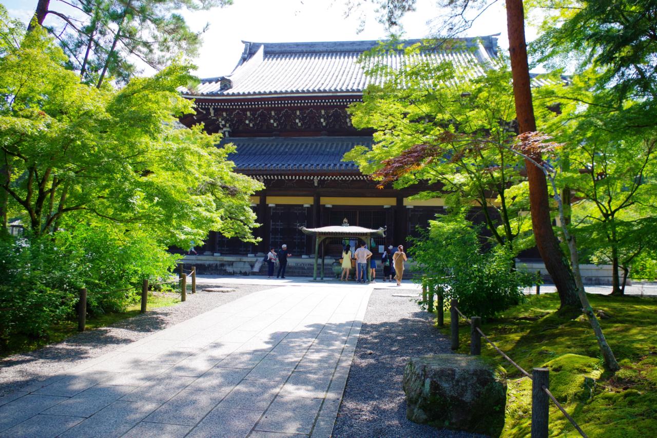 南禅寺の本堂