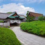 大覚寺は大沢池と合わせて観光できる嵯峨の門跡寺院