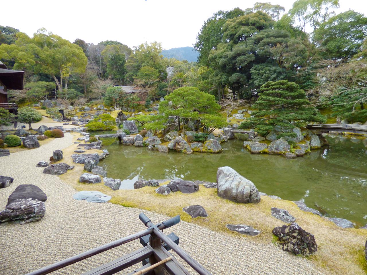 醍醐寺 三宝院の庭