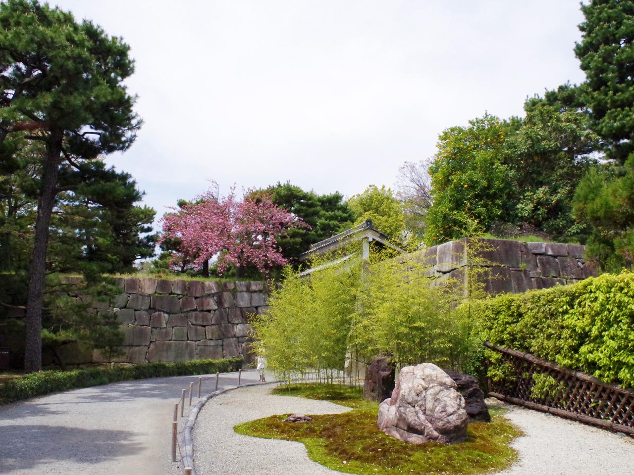 二条城の風景