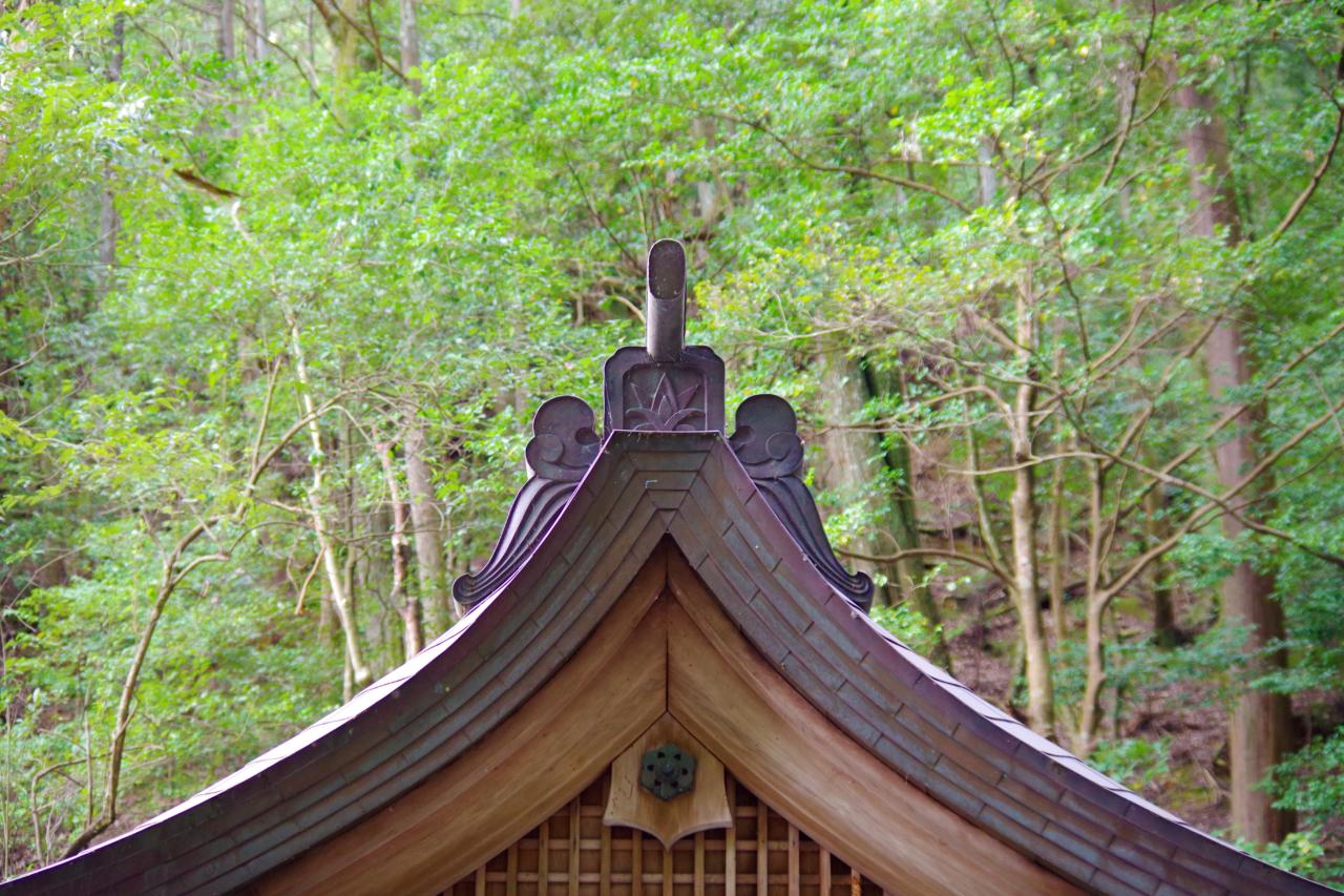 崇道神社の建物