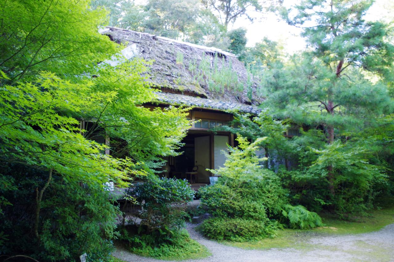 祇王寺周辺の滝口寺