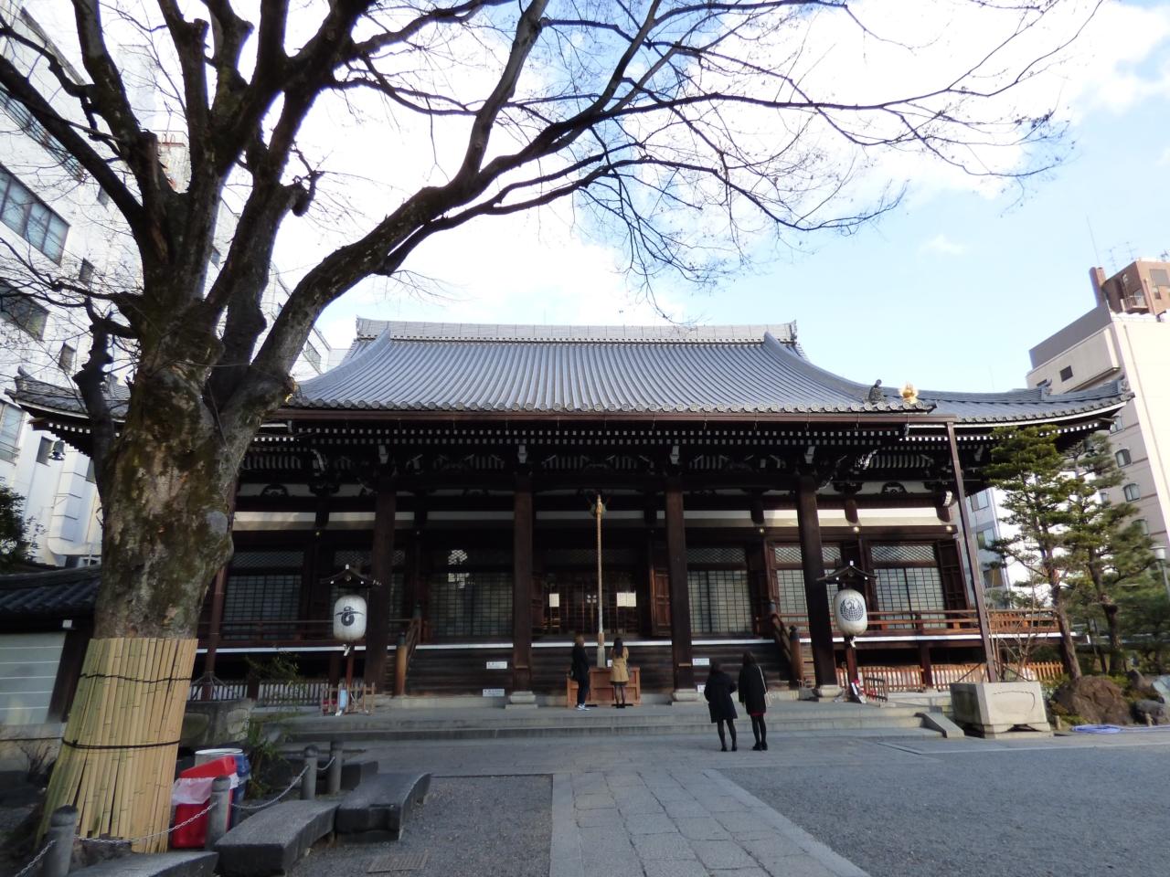 本能寺 本殿