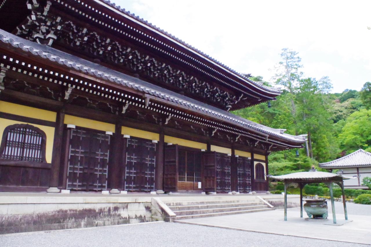 南禅寺の法堂