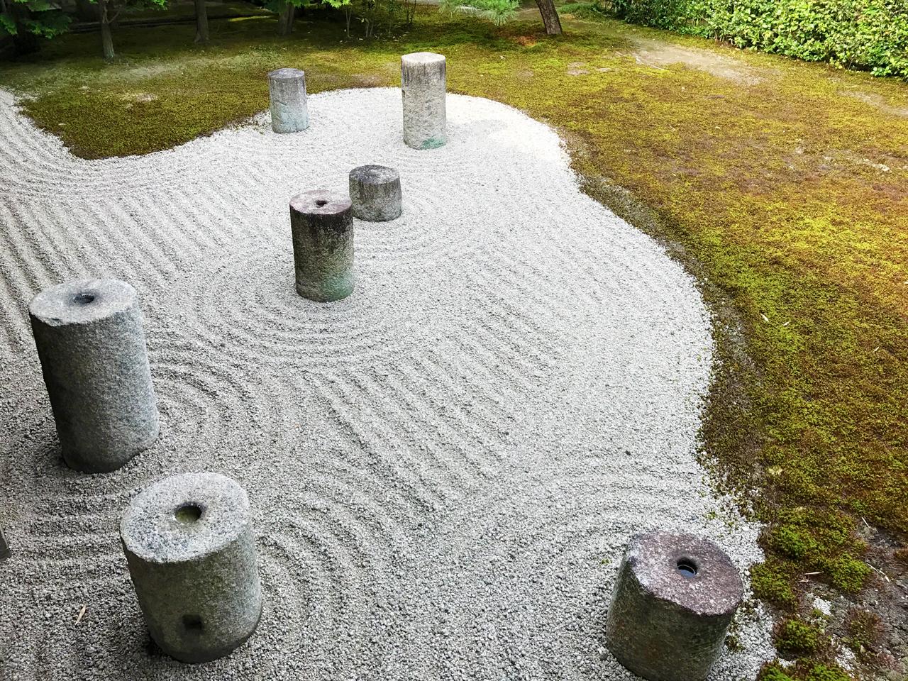 東福寺本坊庭園の東庭