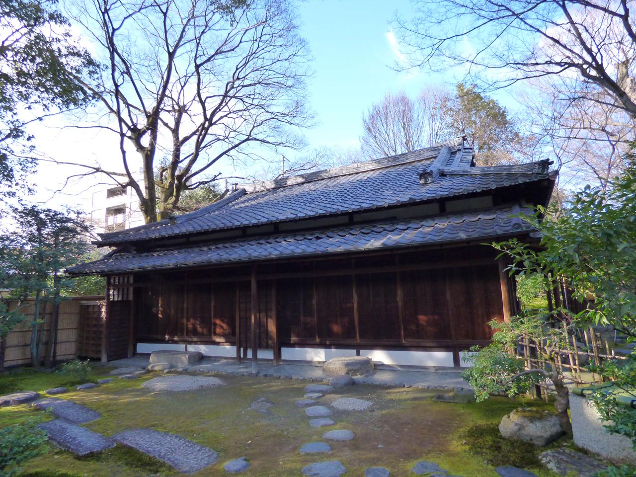 建仁寺の清涼軒