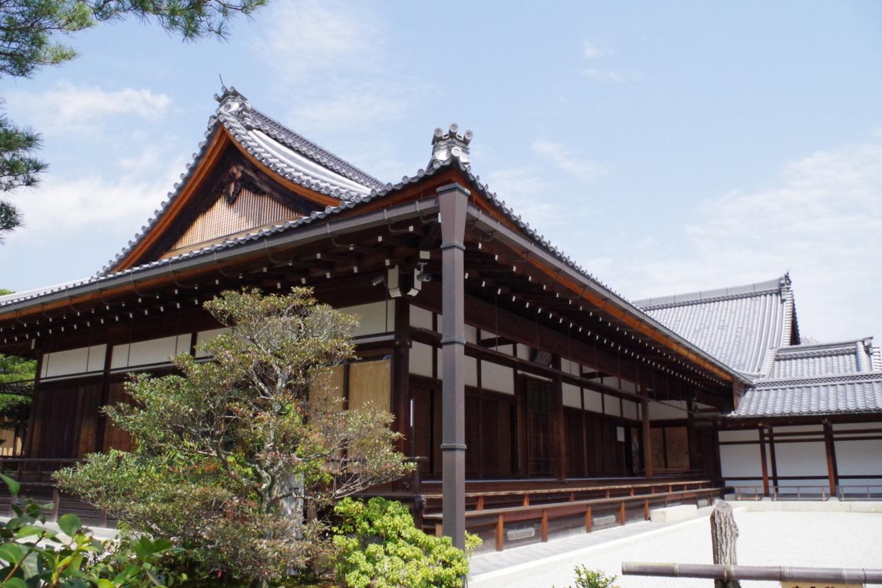 金閣寺の方丈